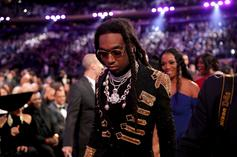 Takeoff Gets Gifted A Brand New Rolls-Royce As An Early Birthday Present