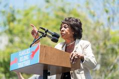 """Maxine Waters Reponds To Death Threats: """"You Better Shoot Straight"""""""