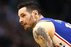 JJ Redick Re-Signs With 76ers For 1 Year Contract Worth $12-13 Million: Report