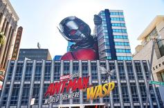 """Ant-Man And The Wasp"" Officially Marks Marvel's 20th Straight No. 1 Opening"