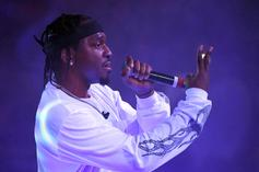 "Pusha T & 070 Shake Perform ""Santeria"" With The Roots On ""The Tonight Show"""