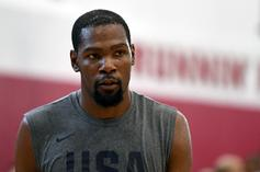 "Kevin Durant Thinks The Media Is Out To Get Him: ""Y'all Trying To Make Me Look Crazy"""