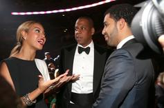 Drake & Jay-Z Connect For A Brief Meeting Of The Bosses