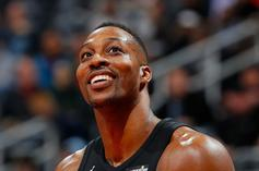 """Dwight Howard Wants To Evolve Into """"His Own Version"""" Of Davis, Durant"""