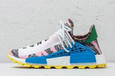 """Pharrell x Adidas """"Solar Hu"""" Collection Launches This Saturday"""