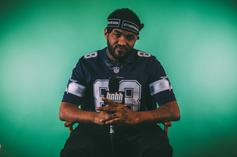 """Joyner Lucas Shows Love To Eminem, Drake, & More: """"Not Here To Be The Greatest"""""""