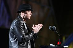 """Eminem Hits Instagram For """"Pac Man"""" Session, Prompting MGK Diss Theories"""