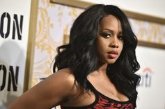 """Remy Ma Shows Off Her Growing Baby Bump: """"The Golden Child"""""""
