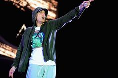 Eminem Talks Alleged Drake Diss, Ghostwriting, & More In Sway Interview Pt. 4