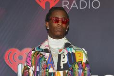 """Young Thug To Kanye West: """"If I'm Not On 'Yandhi' I'm Never Talking To U Again"""""""