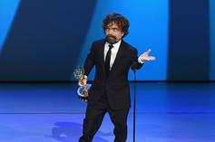 """Peter Dinklage Talks """"Game of Thrones"""" Final Season After Emmy Win"""