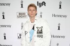 Machine Gun Kelly To Be Special Guest On The Breakfast Club Tomorrow Morning