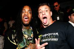 """Waka Flocka Criticizes NFL's Maroon 5 Halftime Pick: """"You Need Migos On There Man"""""""