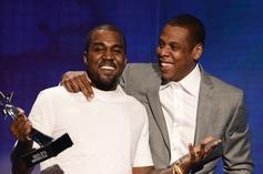 """Kanye West Continues To Tease """"Watch The Throne 2"""" With Jay-Z & Beyonce Picture"""
