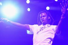 Denzel Curry Rips Freestyle Over A Goodie Mob Classic