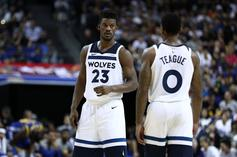 Jimmy Butler Skips Media Day, Likely Won't' Attend Opening Days Of 'Wolves Camp