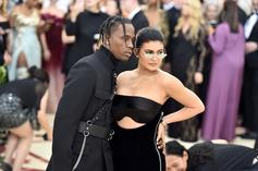 """Travis Scott's Gift To Kylie Jenner Has Fans Speculating About A """"Secret Marriage"""""""