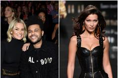 The Weeknd Receives A Stamp Of Approval From Bella Hadid's Mother