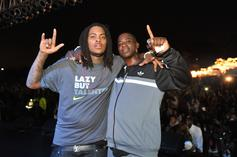 """Waka Flocka Extends Olive Branch To Gucci Mane: """"Let's Chat"""""""