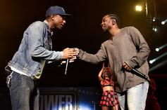 "Kendrick Lamar & Pharrell's New Song ""The Mantra"" Drops Tonight"