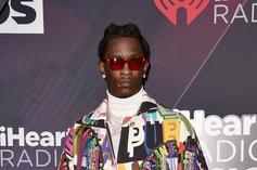 Young Thug Selling $3 Million Atlanta Mansion After Jail Release: Report