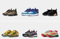 Nike Launches 2018 Doernbecher Freestyle Collection