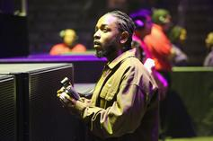 Kendrick Lamar Says He Isn't Working On A New Album
