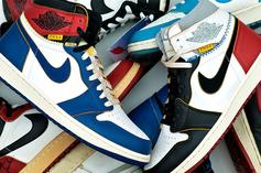 Union x Air Jordan 1 Restock Announced: Release Details