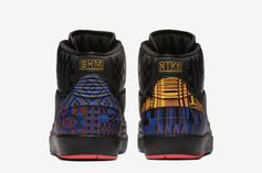 """Air Jordan 2 """"Black History Month"""" Unveiled: Official Images"""