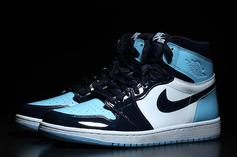 """Air Jordan 1 High OG """"UNC"""" Patent Leather Releasing In Women's Sizes Only"""