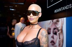 """Amber Rose Recalls Crack Dealing Days & Explains Why She Only Dates Famous MenAmber Rose Recalls Trying To Sell Crack In Philly: """"I Was Too Pretty"""""""