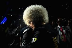 """Khabib On Conor McGregor Rematch: """"He Doesn't Deserve This"""""""