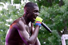 """Sheck Wes Attempts To Clarify """"Stalking"""" Accusations"""