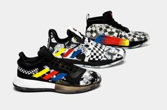 Adidas All Star Sneakers For James Harden, Damian Lillard & More