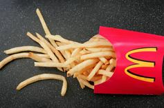 McDonald's Roasts Balenciaga For Shoes That Look Like French Fry Boxes