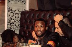"""Meek Mill Claps Back At Michael Rapaport For Calling Him """"Trash"""""""