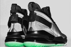 Jordan Proto Max 720 X A Ma Maniere Collab To Feature Glow In The Dark Sole
