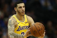 Lonzo Ball Is Not Worried About Being Traded, Focused On Health