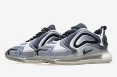 Nike Brings Multiple Shades Of Grey To The Air Max 720
