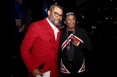 """Jordan Peele Says Spike Lee """"Shut Me Right Down"""" When They First Met"""