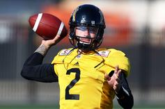 """Johnny Manziel Believes He Can Play Football """"At Any Level"""""""