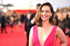 """Emilia Clarke Opens Up About Surviving Aneurysms While Filming """"Game Of Thrones"""""""