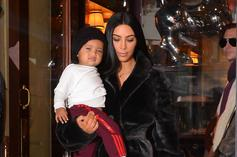 Kim Kardashian Once Jumped Over A Table To Aid Her Son Having An Allergic Reaction