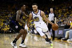 Steph Curry Hit With 3-1 Lead Jokes After Congratulating Tiger Woods