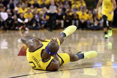 Warriors' DeMarcus Cousins Reportedly Suffered Torn Left Quad