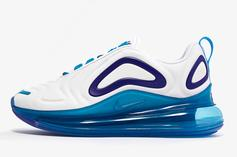 "Nike Air Max 720 ""Spirit Teal"" Release Information: Detailed Images"