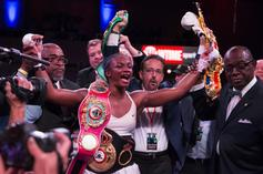 Claressa Shields Claims She Can Beat GGG & Keith Thurman In The Ring