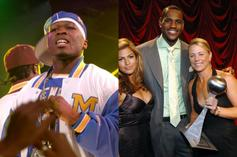 "LeBron James Urges 50 Cent To Re-release ""Power Of The Dollar"""