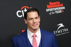 John Cena Spotted On Dinner Date With Rumoured Girlfriend Shay Shariatzade