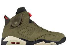Travis Scott x Air Jordan 6 Releasing In All Sizes This Summer